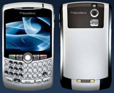 blacberry curve