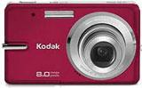 KODAK EASYSHARE M883 rojo