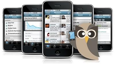 Hootsuite para iPhone